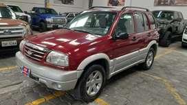 CHEVROLET GRAND VITARA  Año 2004 Full Equipó 4x4  Transmisión Automática  Con 330.000 km s NEGOCIABLE