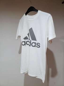 Camiseta Adidas originals Blanca envio gratis