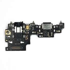 Flex De Carga Con Micrófono Para Xiaomi Mi A1