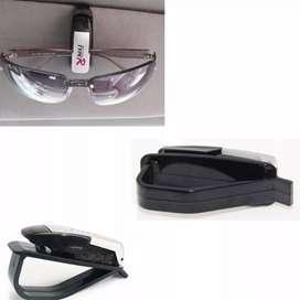 Clip Soporte De Gafas Lentes Vehiculo Firme Seguro Impormel