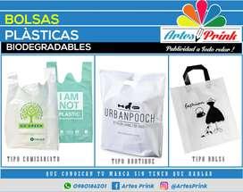 Fundas plásticas personalizadas