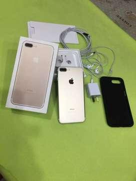 Iphone 7 plus libre de fabrica