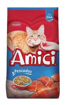 Alimentó para gatos