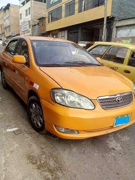Toyota corolla 2004 - Gasolina/Gnv