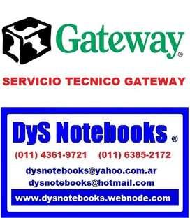 GATEWAY SERVICIO TECNICO NOTEBOOK NEBOOK LAPTOP