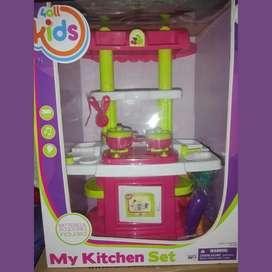 Cocina para niña