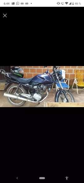 Vendo moto 125 Honda Storm