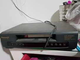 Panasonic VHS reproductor video