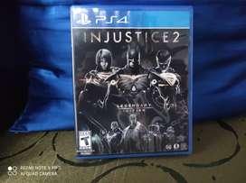Juego PS4 Injustice 2 Legendary Edition (Edición Completa)
