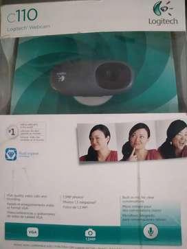 Webcam Logitech C110