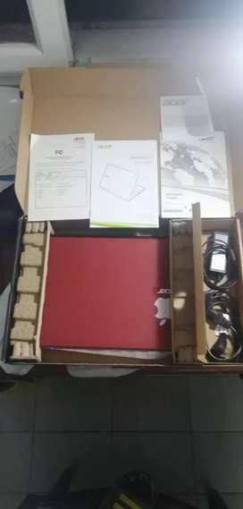 Vendo Notebook Acer Aspire E14