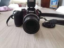 Vendo Cámara Nikon coolpix b500