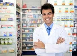 Buscamos personal para ventas en farmacia