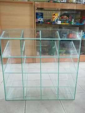 Caramelera de vidrio usada miy buen estado