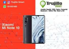 Xiaomi Mi Note 10 128 GB garantia 1 año
