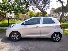 Vendo Kia Picanto AT 48,000 Km