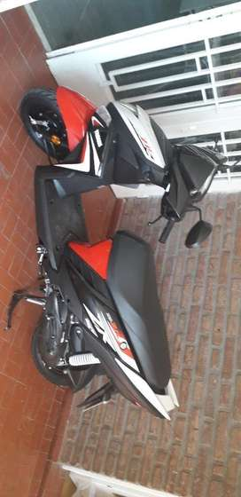 Yamaha Scooter 115cc Ray Zr 2018
