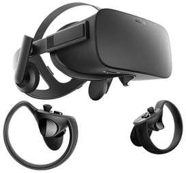 Oculus Rift CV1 + Control Touch