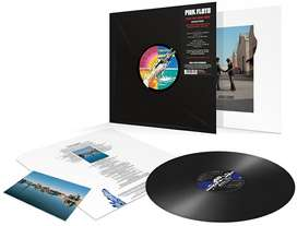 Pink Floyd Wish You Were Here Vinilo LP Acetato