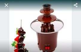 Mini Fuente de Chocolate Fondue de 3 niveles