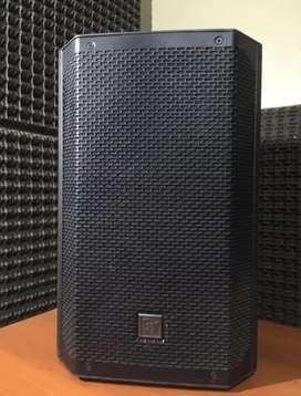 Cabina Electro Voice Elx200 10p 1200w