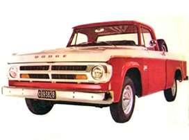 Dodge 100 manijas de puertas nuevas
