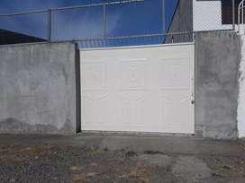 Garaje de alquiler/bodega