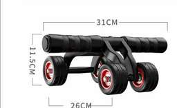 Rodillos con 4 ruedas