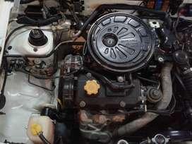 VENDO SUBARU JUSTY 1,2 4WD