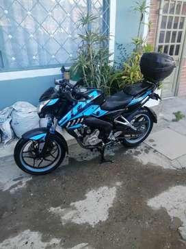 Vendo o permuto ns 200 muy buena permuto por moto de menor valor