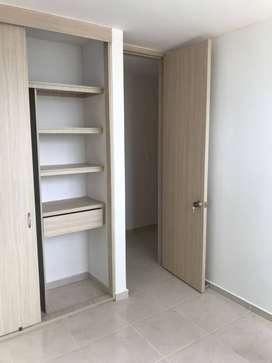 Venta Apto. Terminado 60m² vista interna piso 10, parqueadero privado cubierto, estrato 4, Barrio Berlín, Ibagué