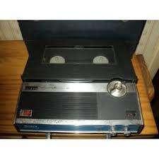 Grabador cinta abierta Sony Tc222 0