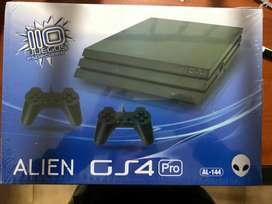 Consola Alien Gs4 Pro 110 Juegos