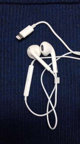 Manos Libres Earpods Lightning iPhone