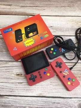 Nintendo game box 500 in 1 incluye control