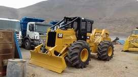 Tractor Forestal / Skidder Caterpillar 518C Stock Callao