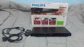 Dvd Philips Entrada Usb