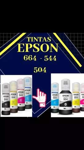 TINTAS PARA EPSON