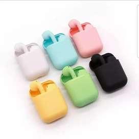 Audifonos inalámbricos toucho de colores