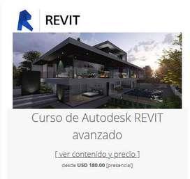 Curso de Autodesk REVIT Avanzado