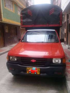 CAMIONETA CHEVROLET LUV - NEGOCIABLE