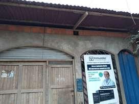 Por ocasión se vende una casa céntrica en San Fernando-PUCALLPA