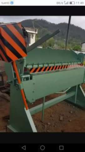 Dobladora de tool de 1.50 mtr cap 2m.m con transporte y garantía.