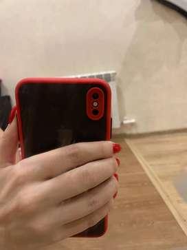 Funda forrito para iphone X s Max