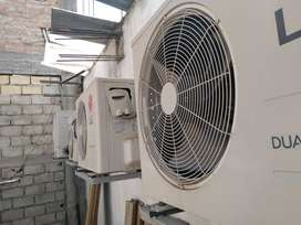 Aire acondicionado y eléctrico