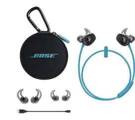 Repuestos Accesorios bose soundsport wireless, color aqua