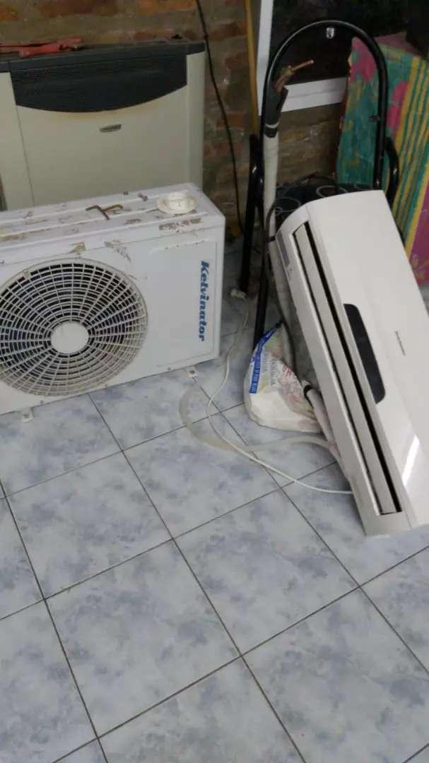 aire acondicionado 3500 calorías frío y calor 0