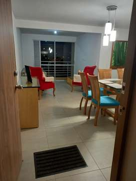 Lindo apartamento en arrendamiento
