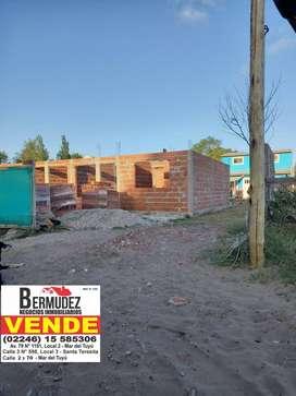 VENTA DUPLEX 3AMB EN POZO, CALLE 8 ENTRE 59 Y 60 MAR DEL TUYU