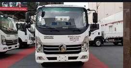 Camión 3 ton y 4.5 ton con balde SINOTRUK-CDW 2020- Motor Isuzu del Chevrolet NLR